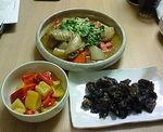 20081007晩飯